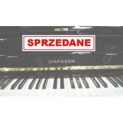 Pianino DIAPASON, 125 cm + ława