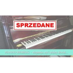 Pianino WESBERG